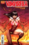Vampirella Vol 4 #20 Regular Ale Garza Cover