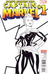 Captain Marvel Vol 6 #1 2nd Ptg Ed McGuinness Variant Cover