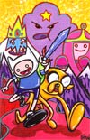 Adventure Time #7 Incentive Franco Virgin Variant Cover