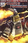Transformers More Than Meets The Eye #8 Incentive Marcelo Matere Variant Cover
