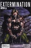 Extermination #3 Regular Cover B Trevor Hairsine