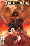 Pathfinder #1 Regular Dave Dorman Cover