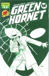 Kevin Smiths Green Hornet #3 Cover H DF John Cassaday Cool Green Cover