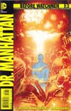 Before Watchmen Dr Manhattan #3 Combo Pack With Polybag