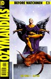 Before Watchmen Ozymandias #4 Regular Jae Lee Cover