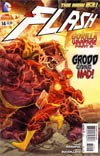 Flash Vol 4 #14 Regular Francis Manapul Cover