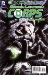 Green Lantern Corps Vol 3 #14 Regular Scott Clark Cover (Rise Of The Third Army Tie-In)