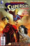 Supergirl Vol 6 #14 (Hel On Earth Part 3)