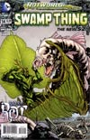 Swamp Thing Vol 5 #14 Regular Yanick Paquette Cover
