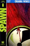 Spawn #225 Regular Barack Obama Cover