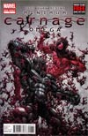 Minimum Carnage Omega #1 Regular Clayton Crain Cover (Minimum Carnage Part 6)