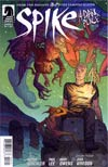 Buffy The Vampire Slayer Spike #4 Variant Steve Morris Cover