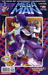 Mega Man Vol 2 #20 Variant Jampole Cover