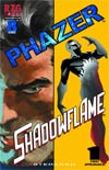 Phazer #8 Regular Jim Steranko Cover