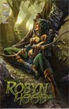 Grimm Fairy Tales Presents Robyn Hood #3 Cover B Giuseppe Cafaro