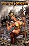War Goddess #11 Variant Sultry Cover