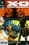 X-O Manowar Vol 3 #7