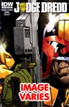 Judge Dredd Vol 4 #1 1st Ptg Regular Cover (Filled Randomly With 1 Of 4 Covers)