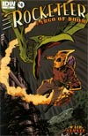 Rocketeer Cargo Of Doom #4 Regular Chris Samnee Cover