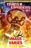 DO NOT USE Transformers Regeneration One #85 Regular Cover (Filled Randomly With 1 Of 2 Covers)