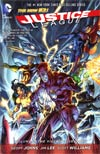 Justice League Vol 2 The Villains Journey HC