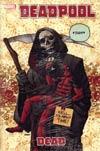 Deadpool Dead HC