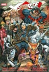 X-Force Omnibus Vol 1 HC Direct Market Rob Liefeld Variant Cover