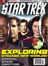 Star Trek Magazine #42 Winter 2012 / 2013 Newsstand Edition
