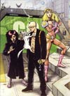 Transmetropolitan All Around The World Art Book HC