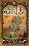 Agatha H And The Clockwork Princess A Girl Genius Novel SC
