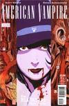 American Vampire #30 Cover B Incentive Francesco Francavilla Variant Cover