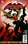 Batman And Robin Vol 2 #10 2nd Ptg