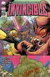 Invincible #92 Cover B 2nd Ptg