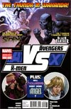 AVX VS #5 Cover B Incentive Fight Poster Variant Cover (Avengers vs X-Men Tie-In)