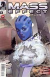 Mass Effect Homeworlds #4 Incentive Mike Hawthorne Variant Cover