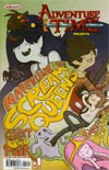 Adventure Time Marceline And The Scream Queens #1 2nd Ptg