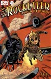 Rocketeer Cargo Of Doom #1 Regular Cover A Chris Samnee