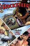 Rocketeer Cargo Of Doom #1 Regular Cover B Dave Stevens
