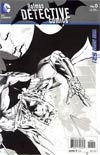 Detective Comics Vol 2 #0 Incentive Tony S Daniel Sketch Cover