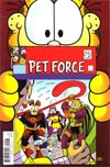 Garfield #5 Incentive Pet Force Variant Cover