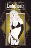 Lady Death Vol 3 #21 Incentive Art Deco Variant Cover