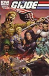 GI Joe Vol 5 #17 Incentive Robert Atkins Variant Cover