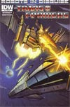 Transformers Robots In Disguise #9 Incentive Marcelo Matere Variant Cover