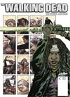 Walking Dead The Official Magazine #1 Midtown Exclusive Michonne Cover