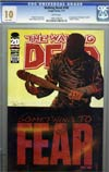 Walking Dead #100 1st Ptg Regular Cover A Charlie Adlard CGC 10.0
