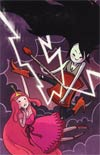 Adventure Time Marceline And The Scream Queens #3 Incentive Vera Brosgol Virgin Variant Cover