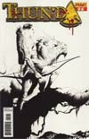 Thunda Vol 2 #2 Incentive Jae Lee Black & White Cover