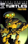 Teenage Mutant Ninja Turtles Micro-Series #8 Fugitoid Regular Cover B Paul McCaffrey