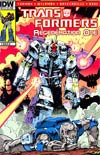 Transformers Regeneration One #83 Regular Cover B Guido Guidi