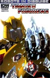 Transformers Robots In Disguise #9 Regular Cover B Casey Coller